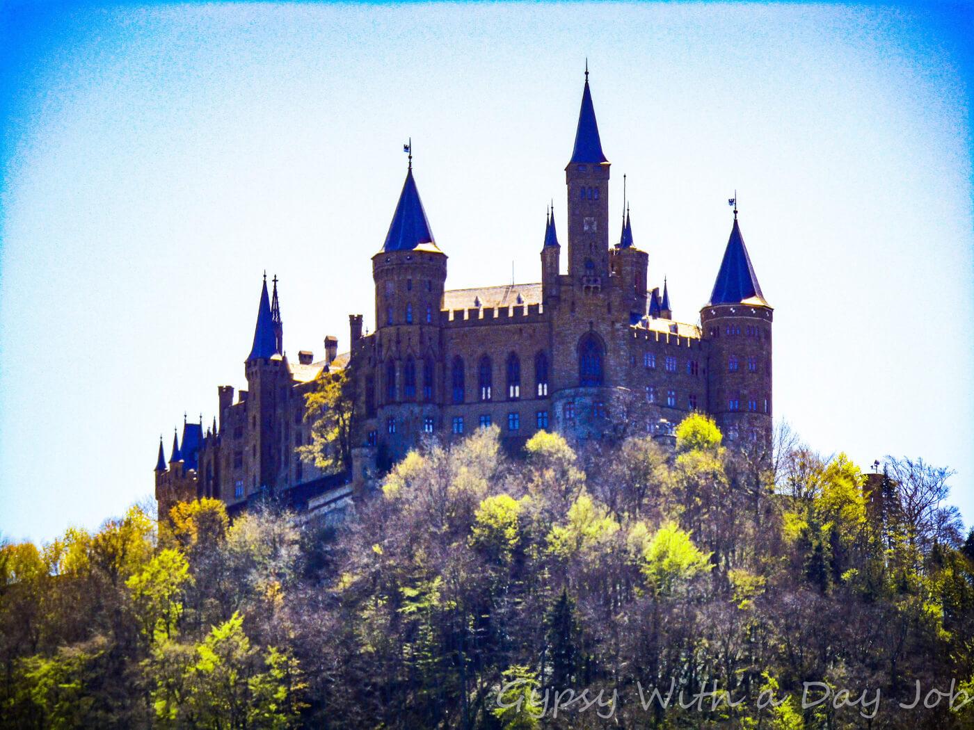 Hohenzollern Castle Burg Hohenzollern Gypsy With A Day Job